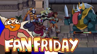 Fan Friday!!! - Indivisible (prototype)