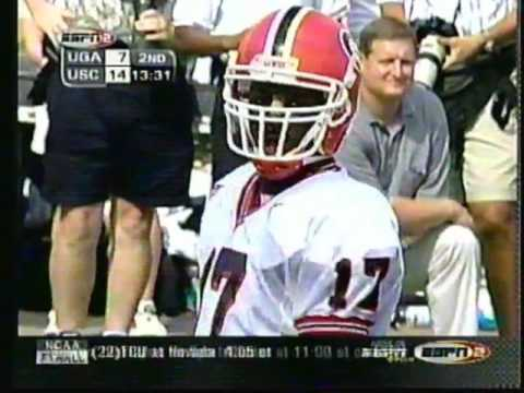 2000 Georgia at South Carolina