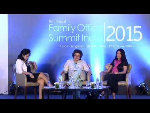 FOSI 2015 (Mumbai) Panel Discussion- Women in Wealth