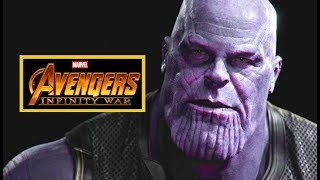 AVENGERS: INFINITY WAR VFX Test Footage - Thanos Throne Clip (2018) Marvel