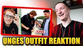 Wie viel ist UNGE's Outfit wert? | REAKTION