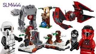 NEW LEGO STAR WARS 2019 Sets Review | ОБЗОР Новинок Апреля ЛЕГО | КОНКУРС!