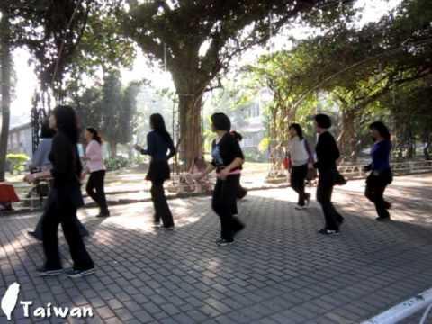 El diablo anda suelto - line dance (Queeny Yau, HK)