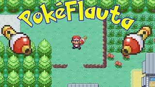 Como Pegar a PokeFlauta No Pokemon Fire Red Tutorial