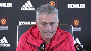 Mourinho won't 'go crazy' if Man United win at Stamford Bridge