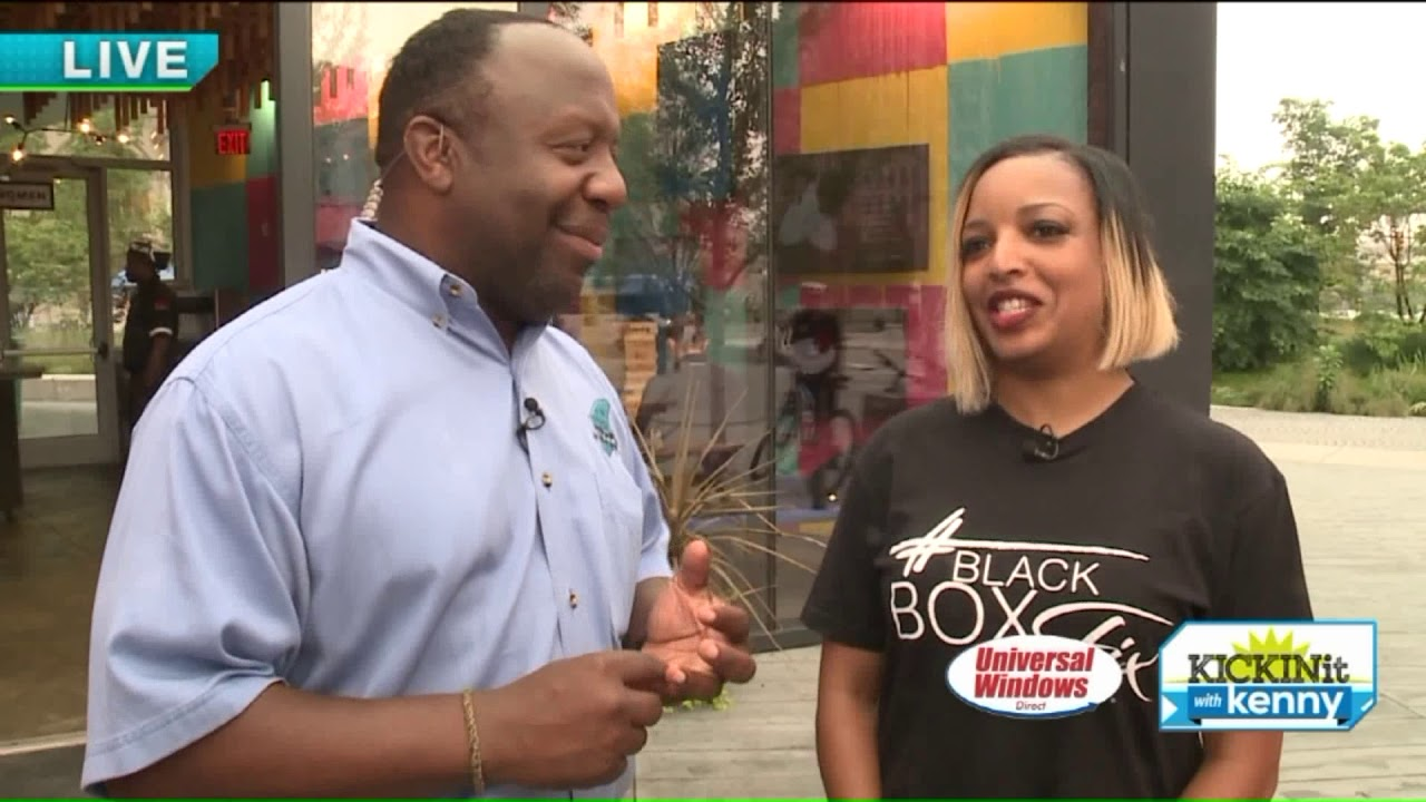 Kenny previews the African American Business Expo