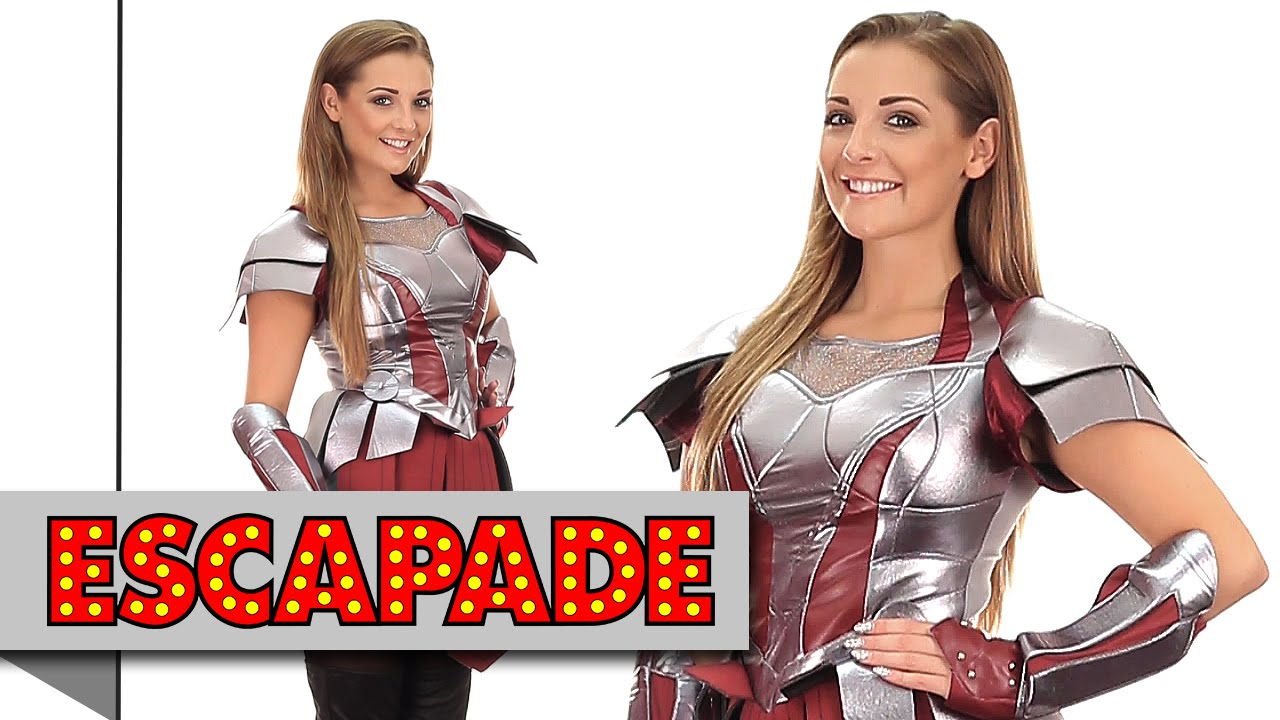 sc 1 st  YouTube & Sif Costume Thor - Fancy Dress Costume Ideas - YouTube