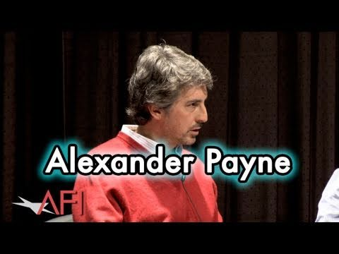 Alexander Payne offers some advice to AFI Directing Fellows