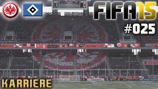 FIFA 15 KARRIERE #025: Eintracht Frankfurt vs. Hamburger SV «» Let