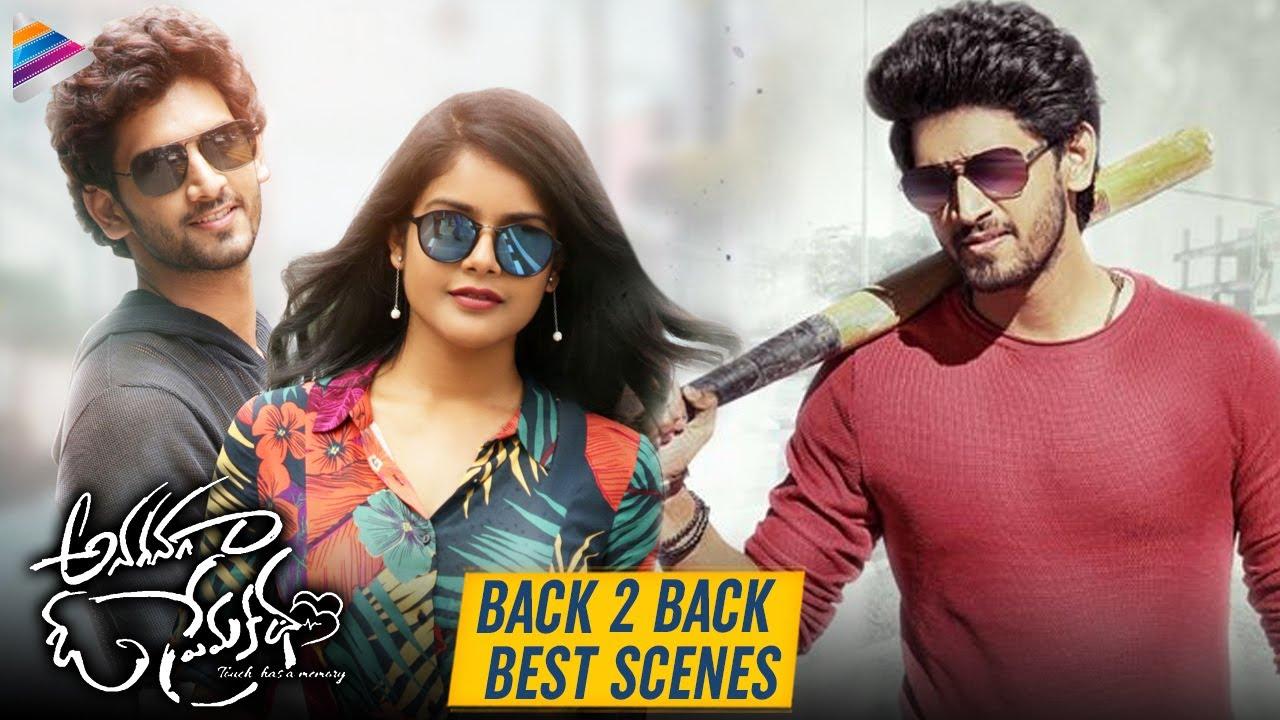 Download Anaganaga O Prema Katha Movie B2B Best Scenes   Ashwin J Viraj   Riddhi Kumar   Latest Telugu Movies