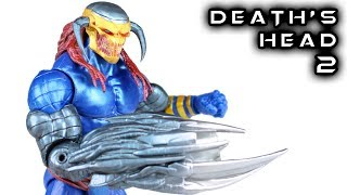 Marvel Guardians of the Galaxy Legends Series Marvel's Death's Head II NEW