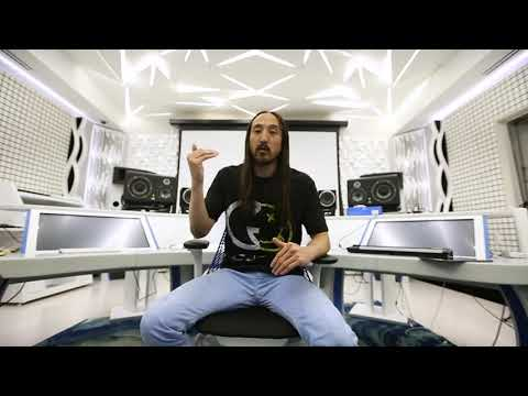 Exclusive: Steve Aoki Music For STRONG By Zumba®