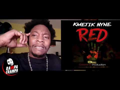 Jamaica A Run Red  19 April 2018  Kmetik Nyne Red