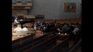 Daily Chapel, January 25th, 2016