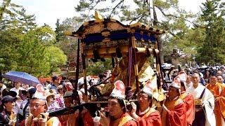大仏建立に尽力した聖武天皇(701~756)の命日とされる2日、奈...