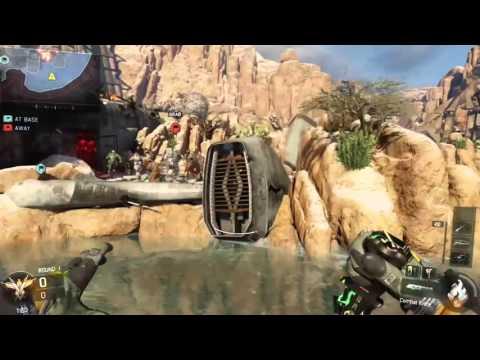 OMG I Hit A Inverted Trickshot @FaZe Carl Call Of Duty®: Black Ops III