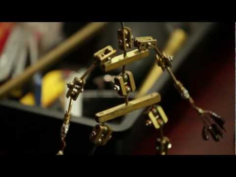 Firman Widyasmara: Animator & Stop Motion Artist Lanting Studio