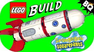 Lego Spongebob Squarepants Rocket Ride 3831 Flash Speed Build