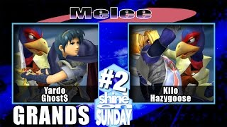 Shine on Sunday #2 - Yardo and Ghost$ [L] vs Kilo and Hazygoose [W] - GRAND FINALS