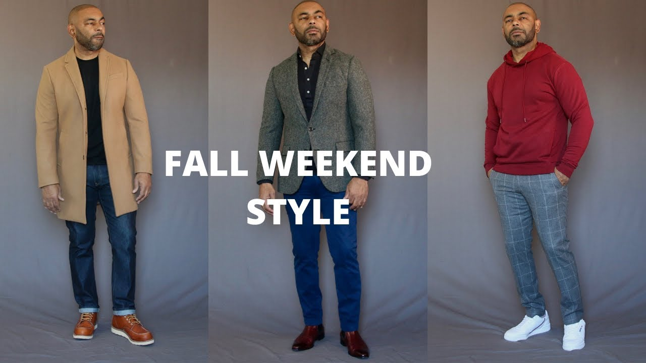 [VIDEO] - How To Dress For A Fall Weekend 4