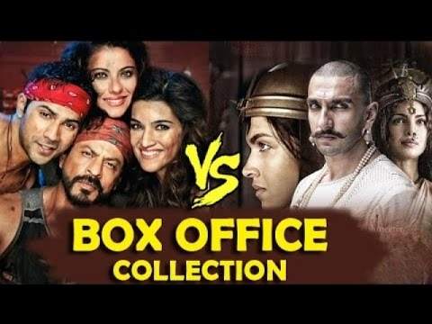 Bajirao mastani beats dilwale on box office latest bollywood news youtube - Box office collection news ...