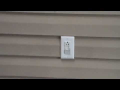 Electric Outlet Install Youtube
