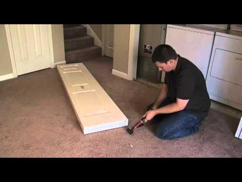 Bifold Door Pin Replacement - YouTube