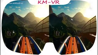 3D-VR VIDEO 70 SBS Virtual Reality Video