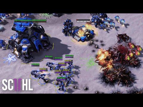 Incredible StarCraft II Series: Reynor vs. Clem