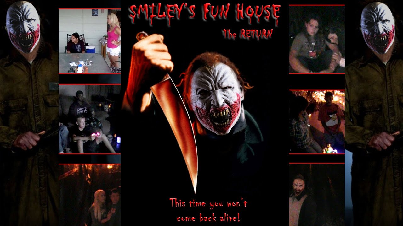 Official Trailer: Smileys Fun House The Return
