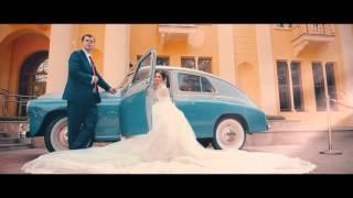 Каха&Мака. Невероятная грузинская свадьба в Сочи! 20\06\2015 VIZART-TV HD