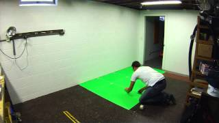 Building A Green Screen