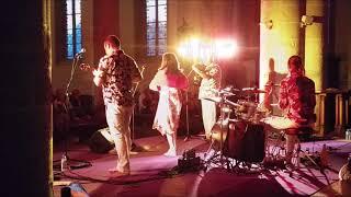 """Musique Brésilienne par le groupe """"BATIDA"""" à Pordic juillet 2019"""