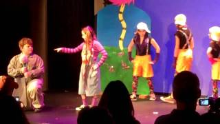 Seussical, Jr. the Biggest Blame Fool