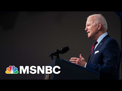What To Expect From President Biden's First Joint Address To Congress | MSNBC