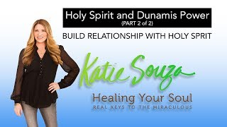 Ep 107 - Build Relationship with Holy Spirit