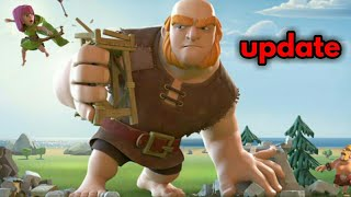 New Update Clash of Clans awesome update 2019