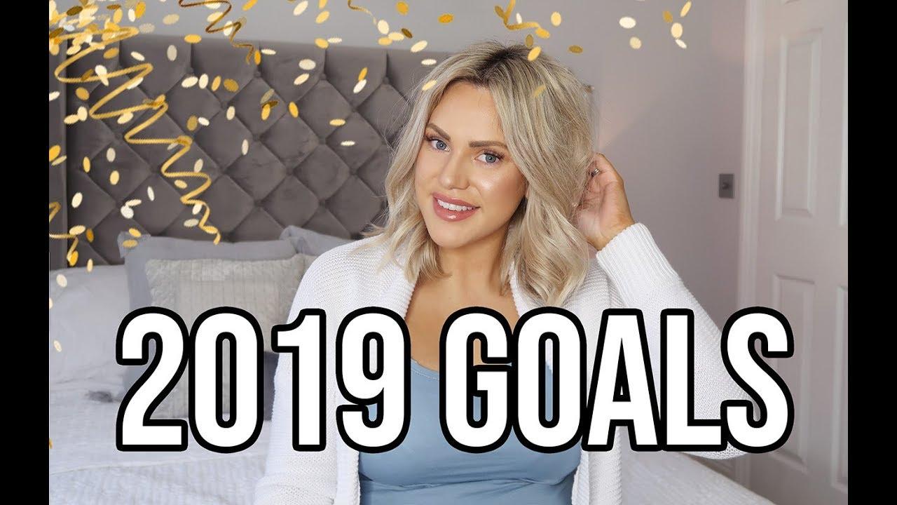55ab9c5b451 MY 2019 GOALS