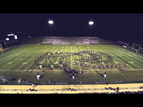 WSHS Band of Gold MPA Performance October 24, 2015