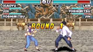 TAS Tekken Advance GBA in 7:38 by AKheon