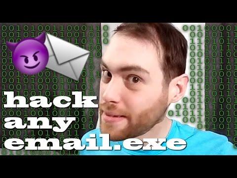 Hack Any Emaíl (parody)