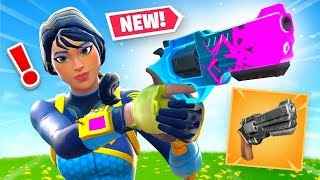 *NEW* LEGENDARY Revolver in Fortnite!