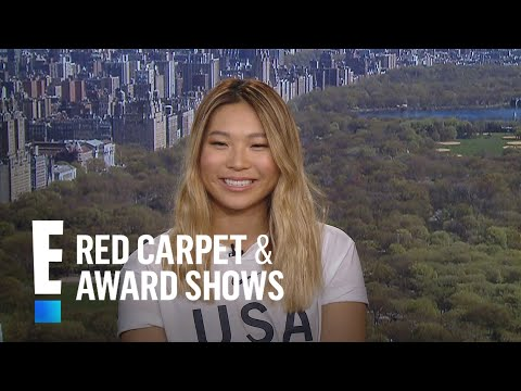 Chloe Kim's Young Hollywood Crush Is… | E! Live from the Red Carpet