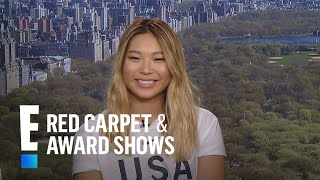 Chloe Kim's Young Hollywood Crush Is… | E! Red Carpet & Award Shows