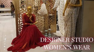 DESIGNER WOMEN'S WEAR ` FABRIC…