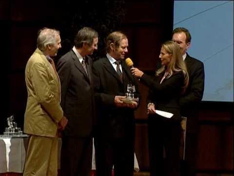 SEDA winning Austrian Export Prize in 2006