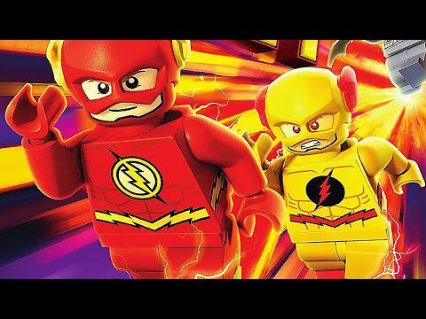 LEGO DC Super-Villains All Cutscenes Movie