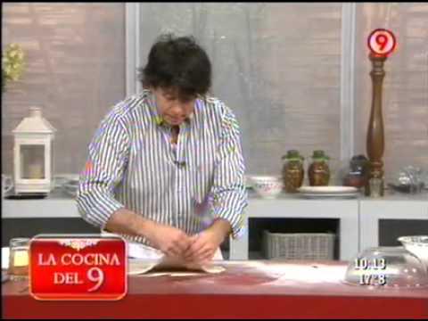 Hermana bernarda strudell de pollo 1 3 doovi for Cocina 9 ariel rodriguez palacios pollo relleno