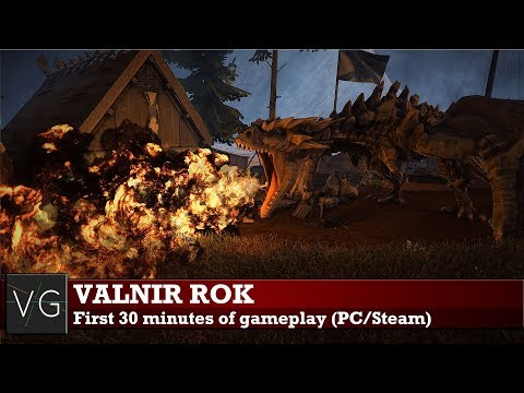 Valnir Rok (PC/Steam) - first 30 minutes of gameplay. No commentary.