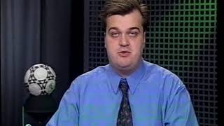 Программа передач на завтра и Свободный удар (НТВ-Плюс Футбол, 01.04.2000)